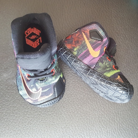 41603c03523 ... shoes lebron james multi color baby sold poshmark ...